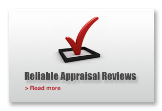 Reliable Appraisal Reviews
